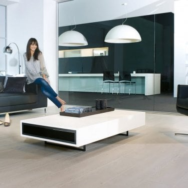 Balterio Magnitude - 8mm Laminate Flooring - Off-White Oak