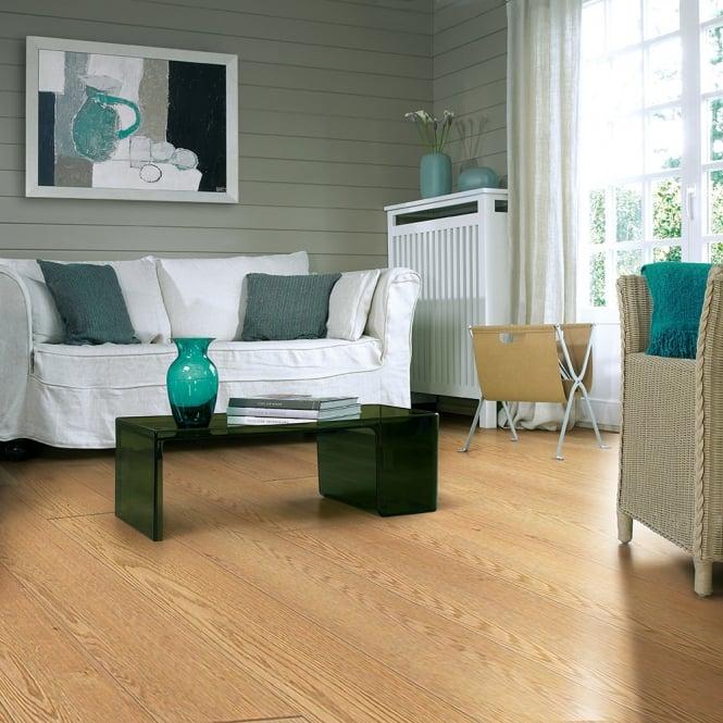 Magnitude - 8mm Laminate Flooring - Superior Oak