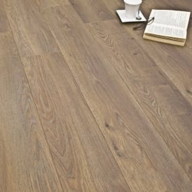 Balterio Magnitude Smoked Oak 558 8mm Laminate Flooring V-Groove AC4 2.162m2