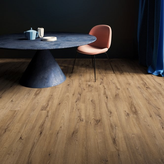 NEW Traditions - 9mm Laminate Flooring - Castello Oak