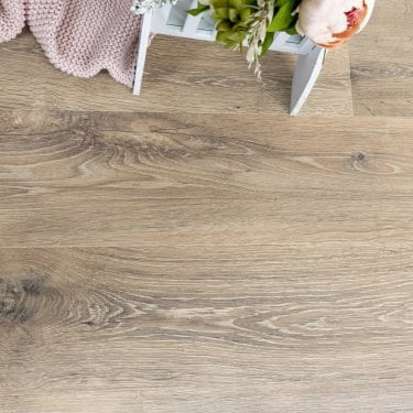 Balterio NEW Traditions - 9mm Laminate Flooring - Industrial Brown Oak
