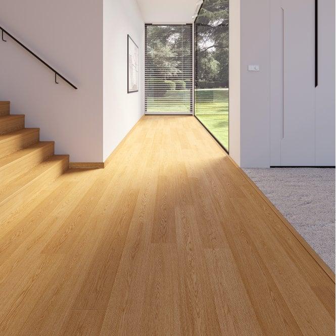NEW Traditions - 9mm Laminate Flooring - Topaz Oak
