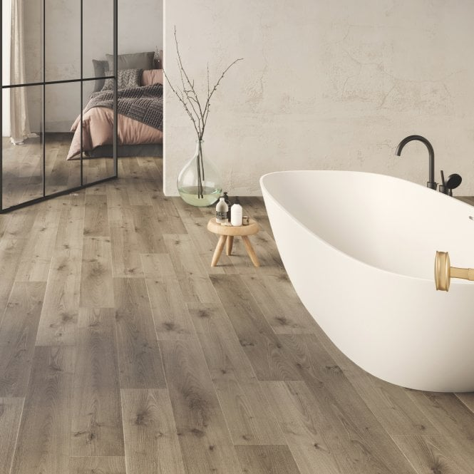 NEW Traditions - 9mm Laminate Flooring - Victorian Oak