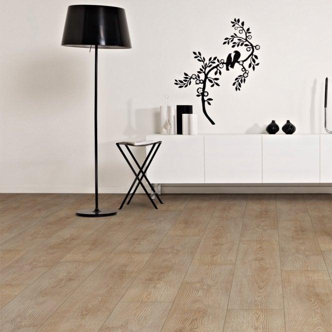 Quattro Eight - 8mm Laminate Flooring - Abbey Oak