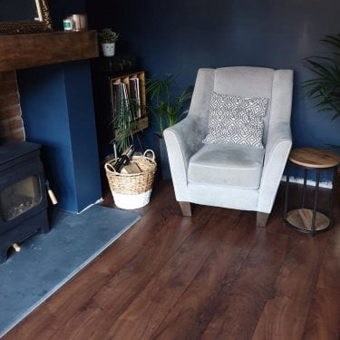 Balterio Quattro Eight - 8mm Laminate Flooring - Imperial Teak