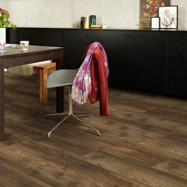 Balterio Quattro Vintage - 8mm Laminate Flooring - Gunsmoke Chestnut
