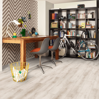 Balterio Quattro Vintage - 8mm Laminate Flooring - Lipica Off-White Oak
