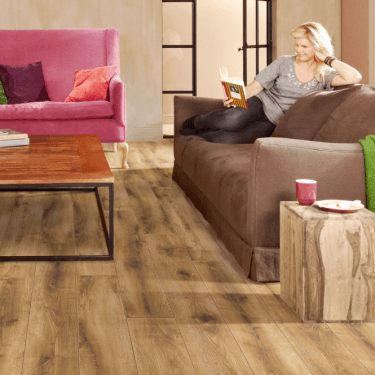 Balterio Quattro Vintage - 8mm Laminate Flooring - Sherlock Oak