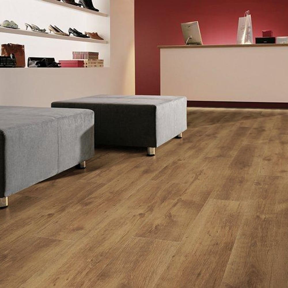 Balterio Renaissance 8mm Laminate Flooring Barn Oak