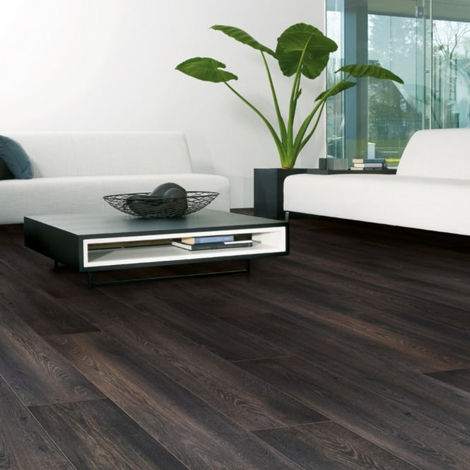 Balterio Renaissance Blackfired Oak 8mm Laminate Flooring V-Groove AC4 2.46m2