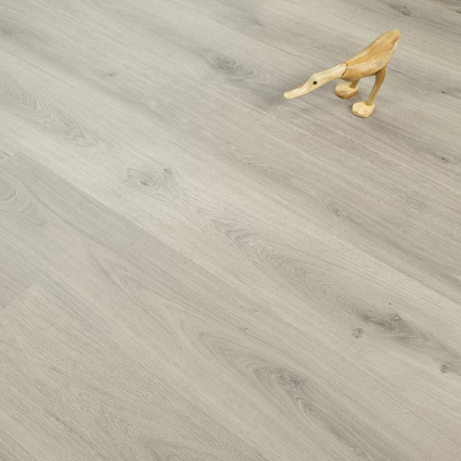 Balterio Senator 7mm Laminate Flooring Miramar Light Grey Wood