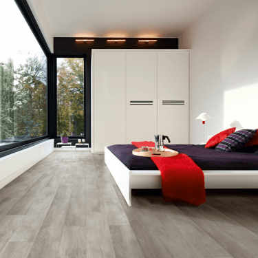 Balterio Stretto - 8mm Laminate Flooring - Grey Sherman Oak