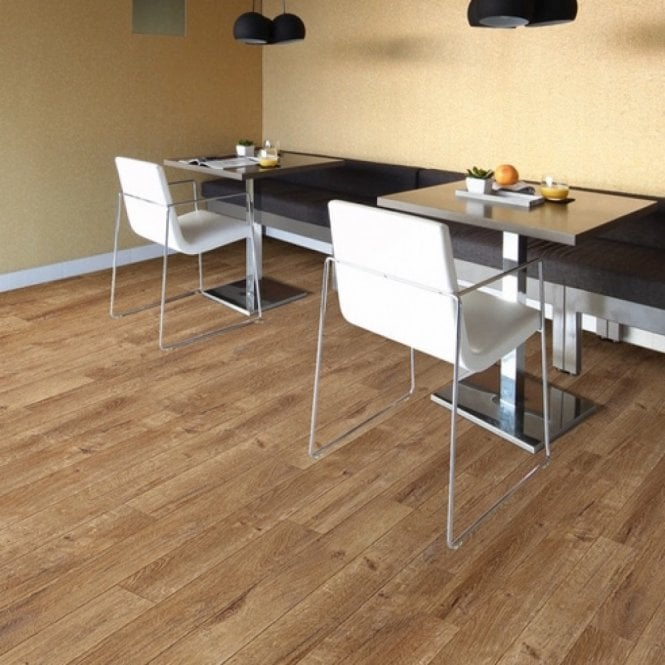 Stretto - 8mm Laminate Flooring - Sepia