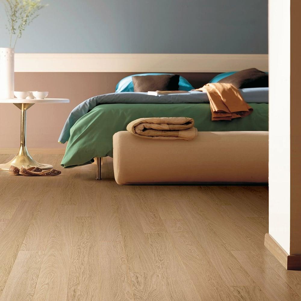 Balterio Stretto Barley Oak 8mm Laminate Flooring V Groove Ac4 2 03m2