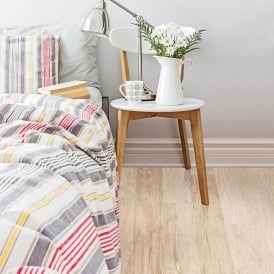 Balterio Stretto Refined Hickory 8mm Laminate Flooring V-Groove AC4 2.03m2