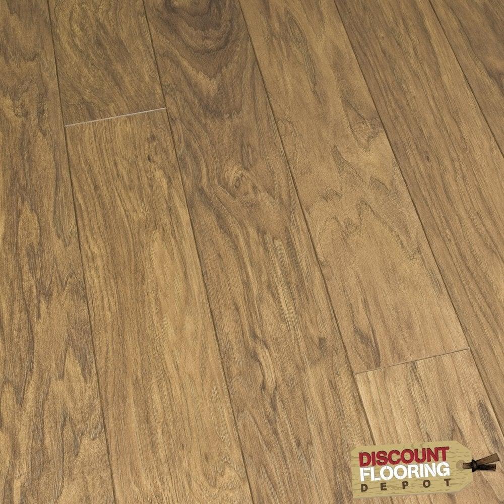 Hickory laminate flooring uk kronospan vintage olympus for Floor depot new orleans