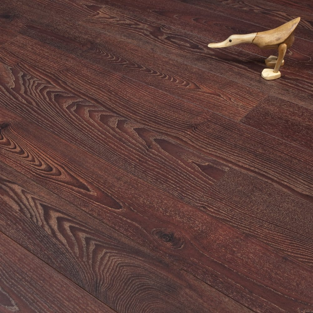 Balterio balterio stretto thermo ash 8mm laminate flooring for Laminate flooring michigan