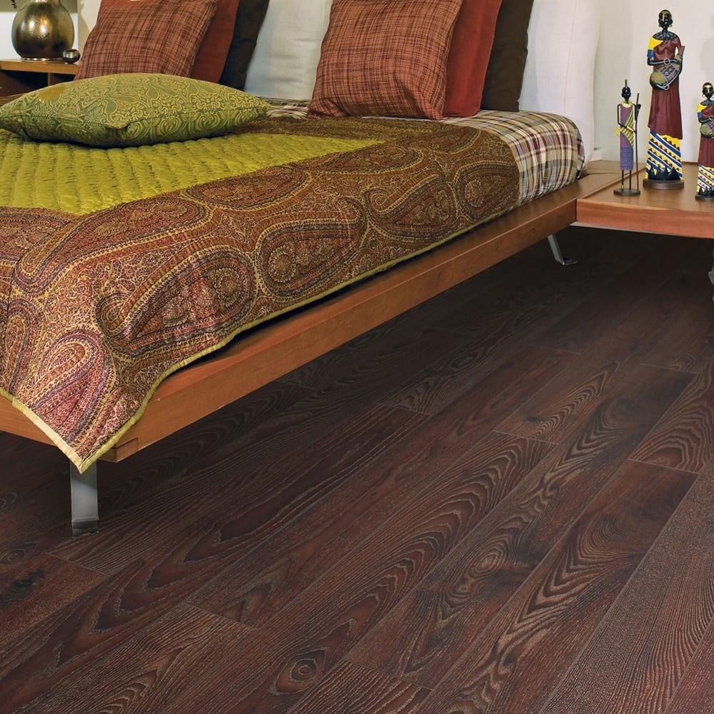 Balterio Stretto Thermo Ash 8mm Laminate Flooring V Groove Ac4 2 03m2