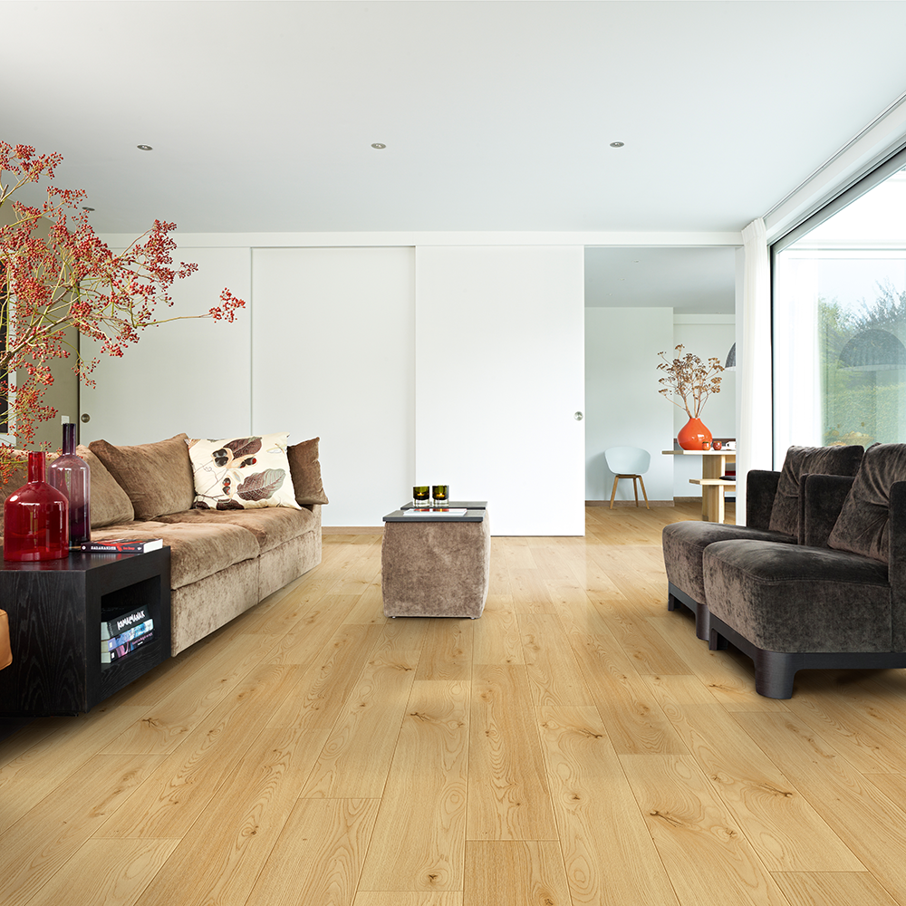 Balterio Tradition Quattro - 9mm Laminate Flooring - Amber Oak ...