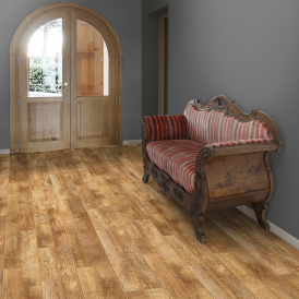 Balterio Tradition Sculpture Barn Oak 328 9mm Laminate Flooring V-Groove AC4 1.9218m2