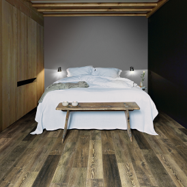 Balterio Tradition Sculpture Wild Mesquite 001 8mm Laminate Flooring V-Groove AC4 1.9218m2