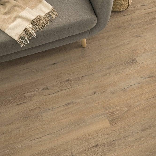 Brecon - 12mm Laminate Flooring - Acorn Oak