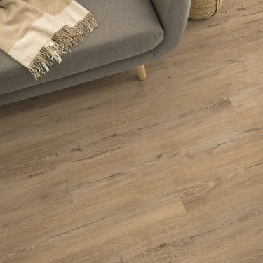 Brecon - 12mm Laminate Flooring - Acorn Oak