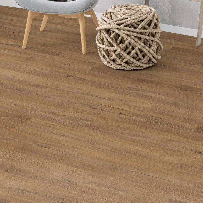 Brecon - 12mm Laminate Flooring - Kola Oak