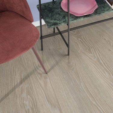 Brecon - 12mm Laminate Flooring - Pewter Oak