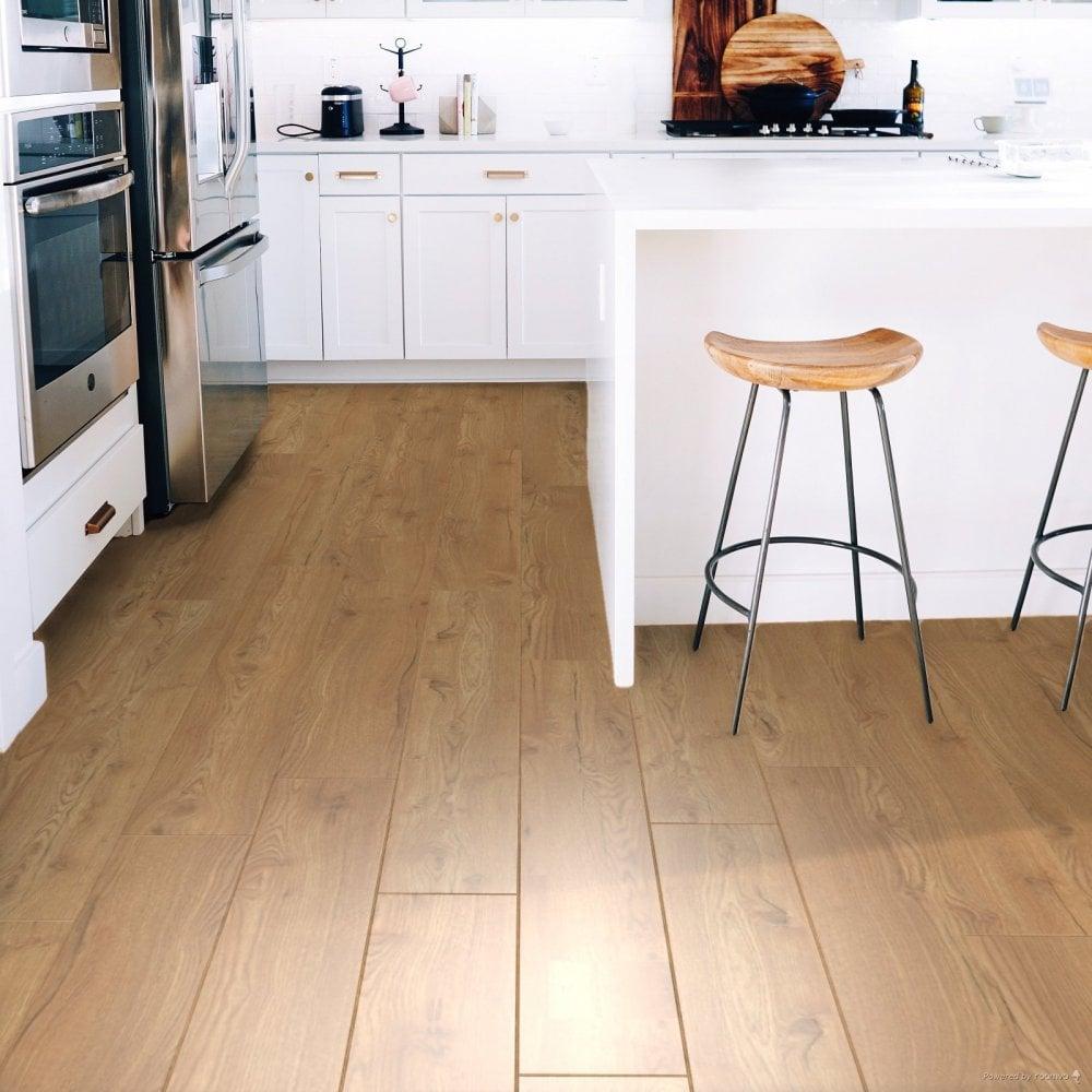 Brecon   9mm Laminate Flooring   Royal Oak