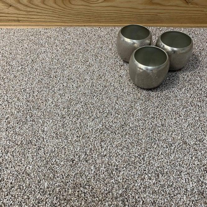 Bristol Saxony 92 - Light Brown Carpet - High Pile