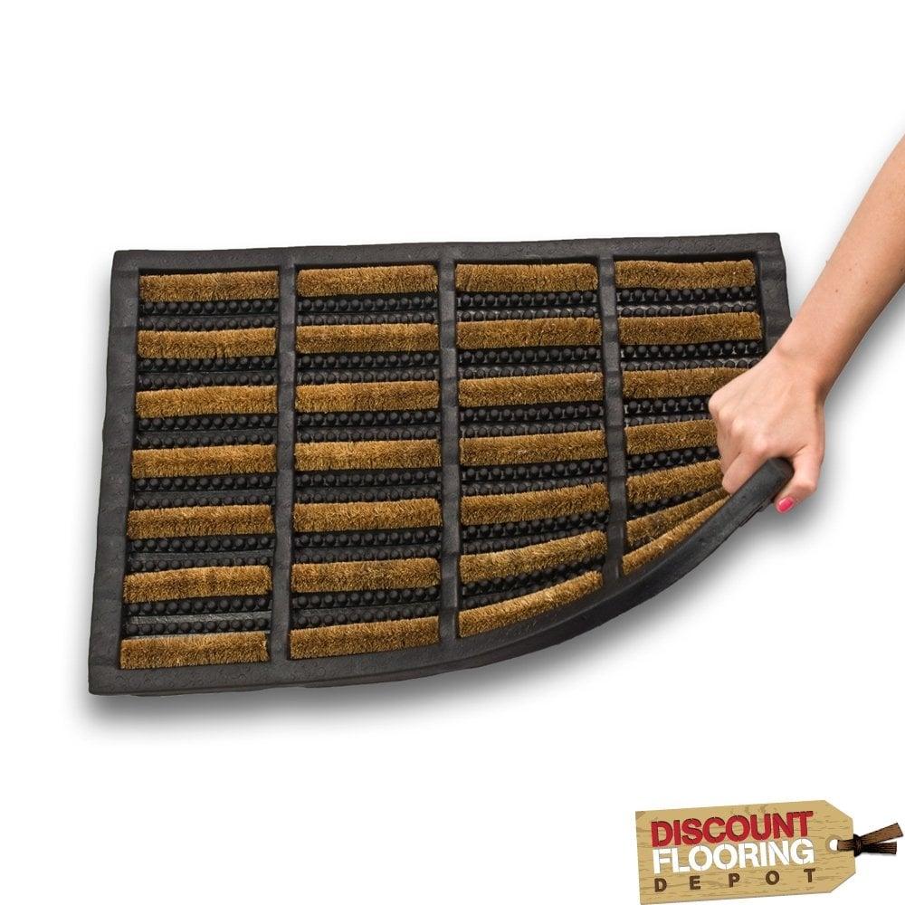bruce starke dirt stopper mat 60x40cm from discount. Black Bedroom Furniture Sets. Home Design Ideas