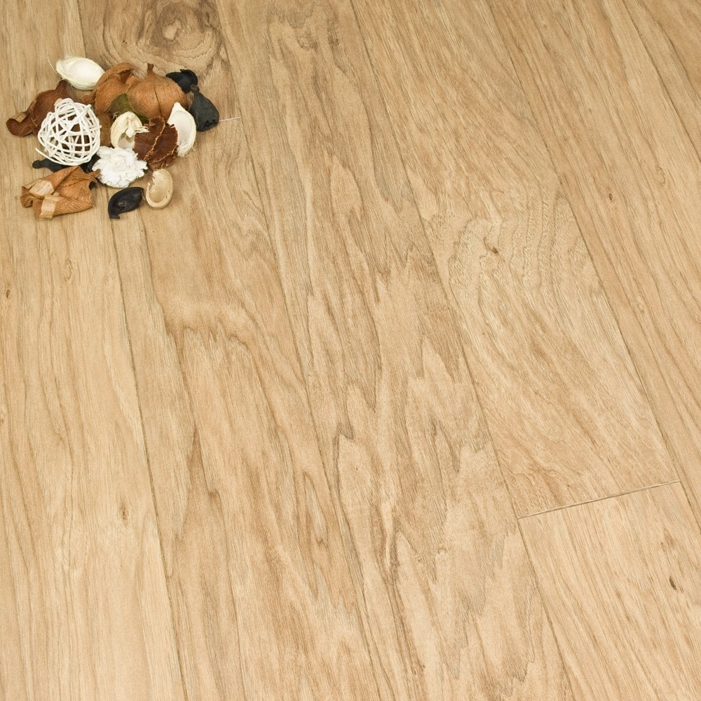 Clearance balterio stretto select hickory 8mm laminate for Stretto laminate flooring