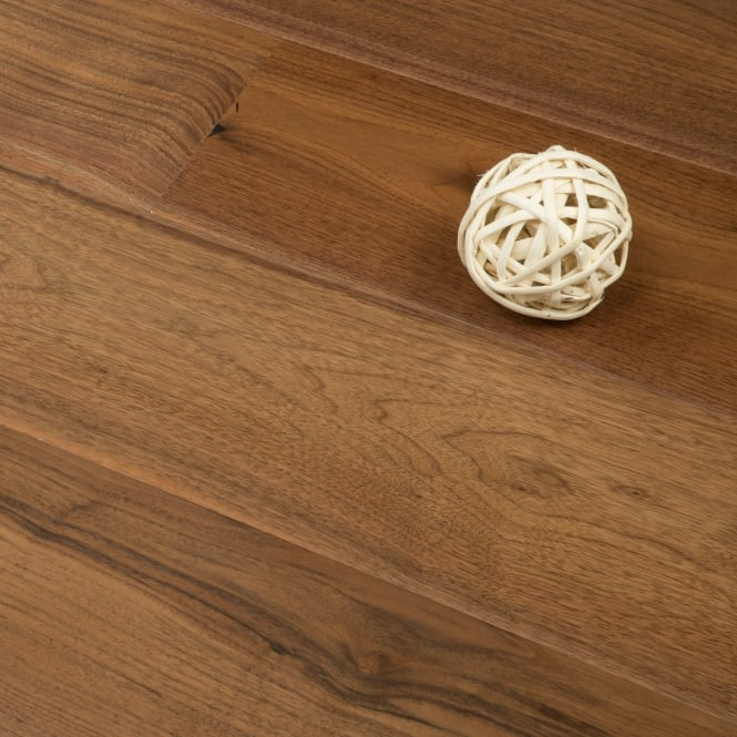 **Clearance** Diamond Engineered Flooring Walnut 20/4mm x 190mm UV Lacquered 1.805m2