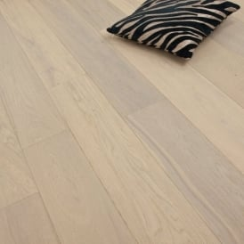 **Clearance** Platinum Series XL Engineered Flooring Clic 14/3mm x 189mm Oak White Falls 2.81m2