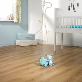 **Clearance** Urban Mid Oak 7mm Laminate Flooring AC3 2.4022m2