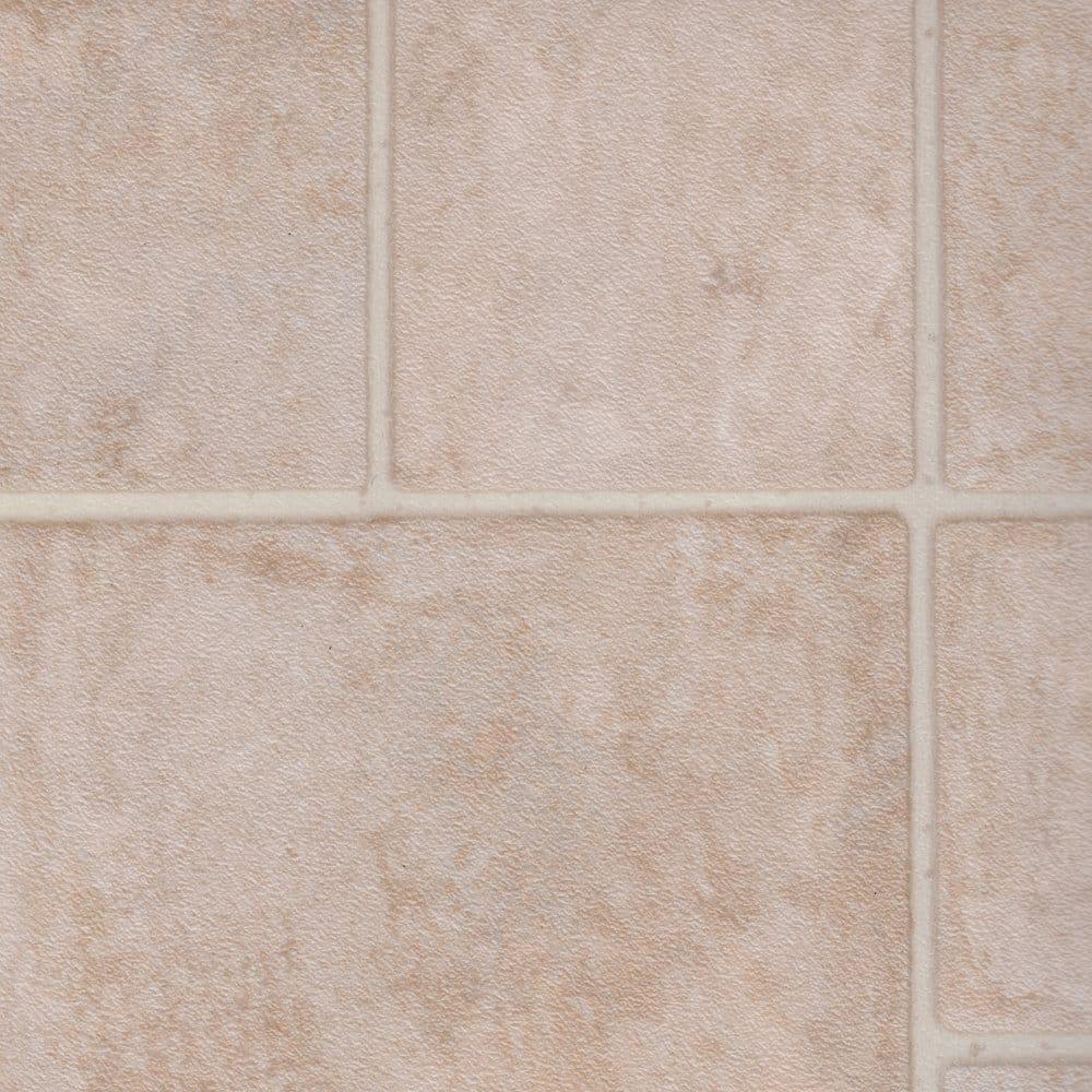 Columbus jerome 127 tile cushioned vinyl flooring for Cushioned vinyl floor tiles