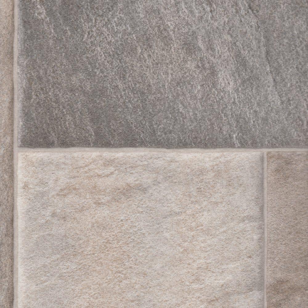 Columbus prescott 976 tile cushioned vinyl flooring for Cushioned vinyl flooring