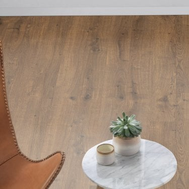 Delgado - 10mm Laminate Flooring - Cocoa