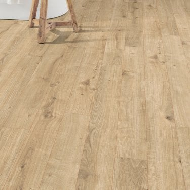 Delgado - 10mm laminate flooring - Stone Washed Oak