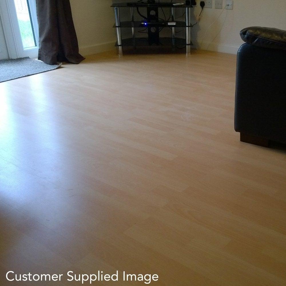 Beech 6mm designer laminate flooring for 6mm laminate flooring