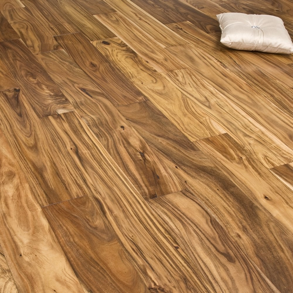 Diamond Series Engineered Flooring 14 3mm X 123mm Acacia 2