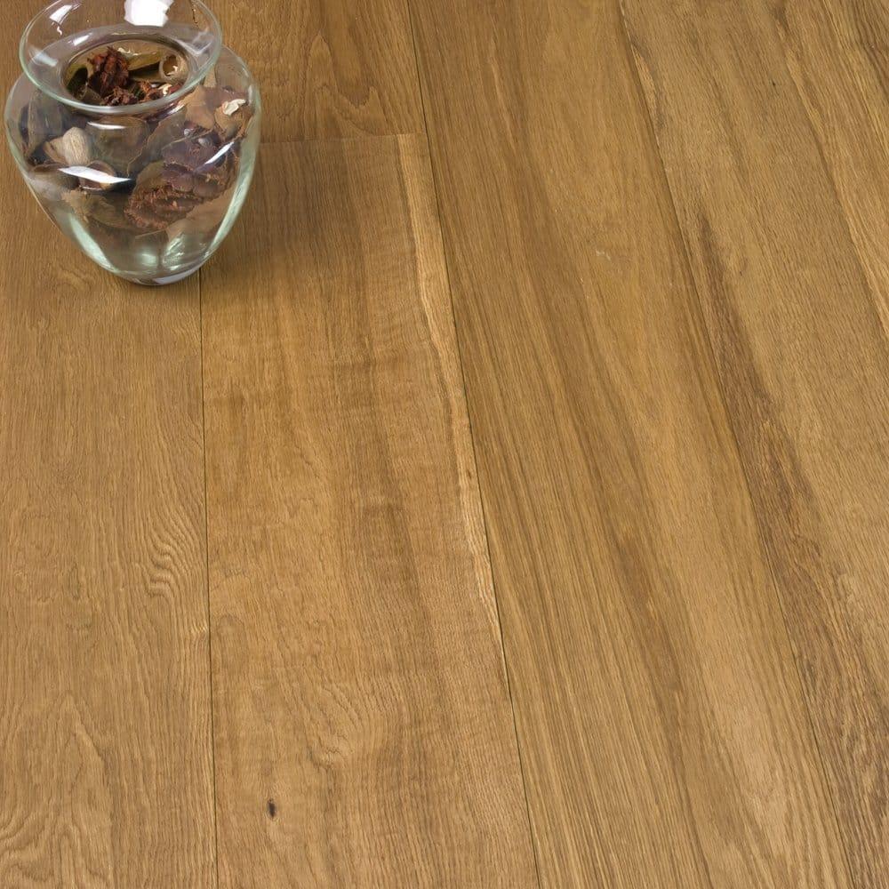 Diamond Series Oak 190mm Brushed And Oiled Engineered Flooring