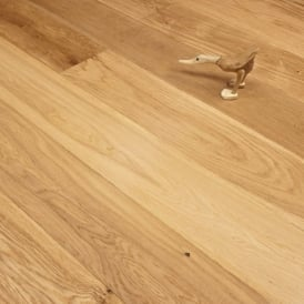 Diamond Series Engineered Flooring 20/4mm x 190mm Oak Lacquered 1.805m2
