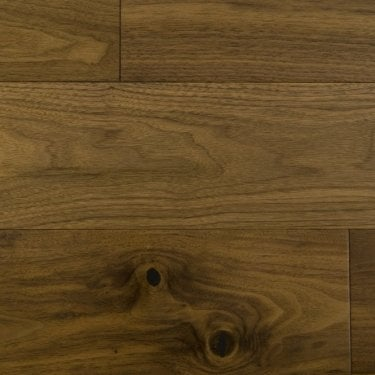 Edmonton Engineered Oak Flooring 14/3mm x 125mm Walnut Lacquered