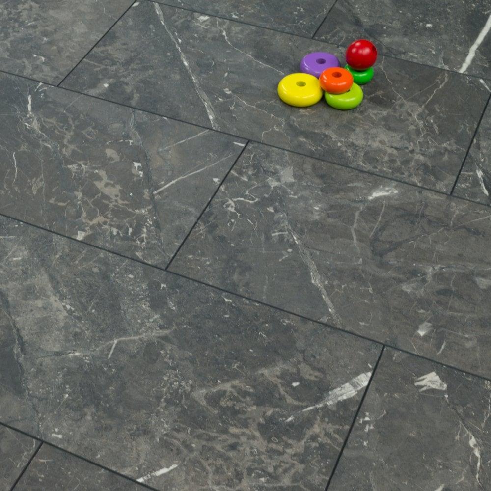 Black Granite Tile Effect Laminate, Stone Tile Effect Laminate Flooring