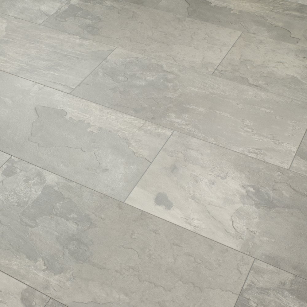 Elite Stone 8mm Tile Effect Laminate, Which Is Better Tile Or Laminate Flooring