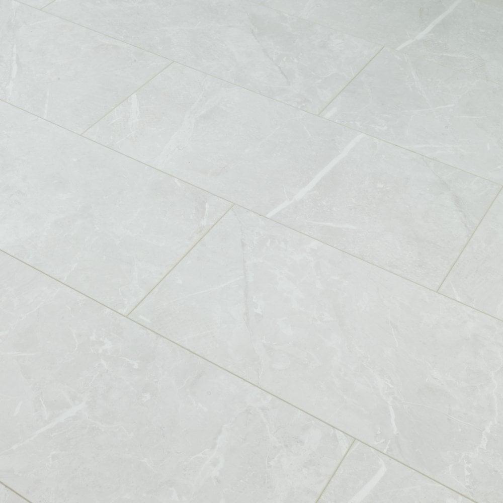 Elite Stone 8mm Tile Effect Laminate White Granite 2047m2