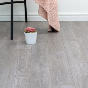 Emperor - 12mm Laminate Flooring - Argentum Grey Oak