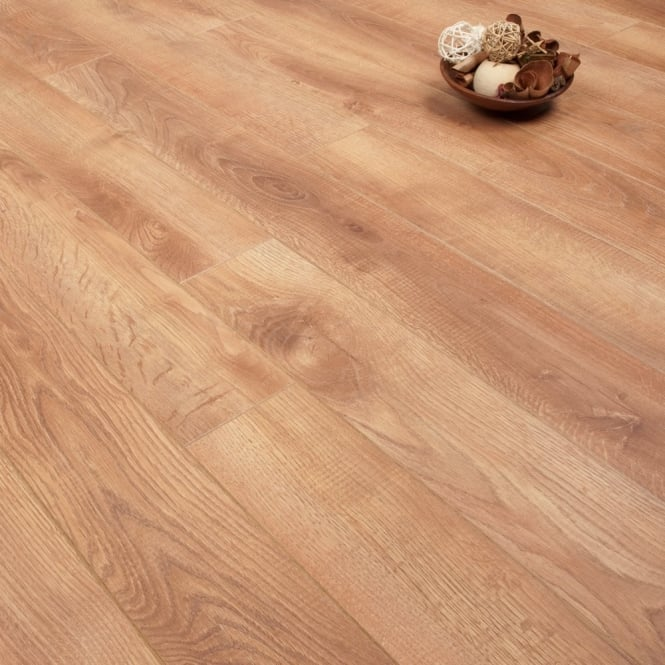 Emperor Authentic Oak 12mm x 134mm V-Groove AC4 1.353m2